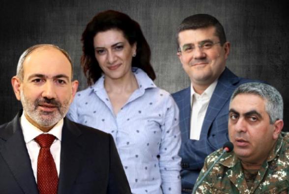 Гибридная война против Армении и Арцаха: главные действующие лица