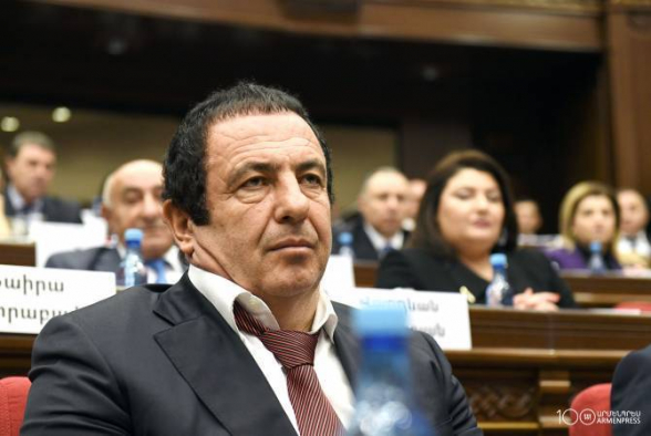 Заседание Совета НС по вопросу лишения Царукяна мандата запланировано на 18:00