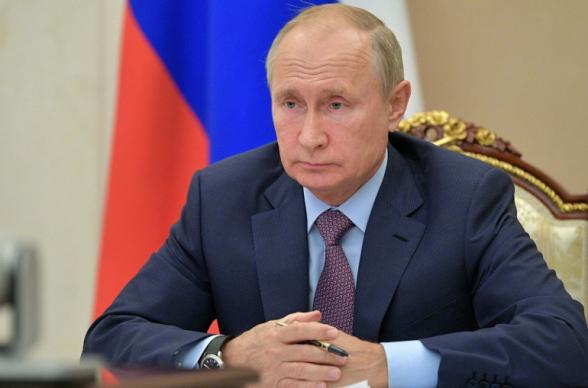 Путин: «Главное, чего удалось добиться – это остановить кровопролитие»