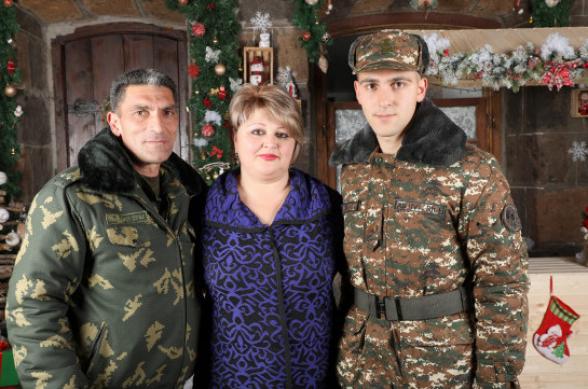 Ադրբեջանցիներն Իշխանաձորում տակնուվրա են արել ԱԱԾ փոխգնդապետի տունը. որդին ներկայացնում է մանրամասները (տեսանյութ)