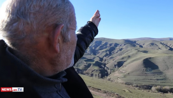 Сюникское село Хнацах станет с 1 декабря приграничным (видео)