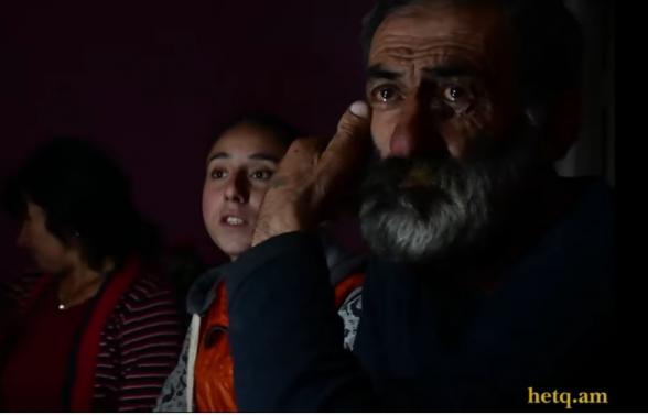 Возвращение в отчий дом: в Степанакерте их никто так и не встретил