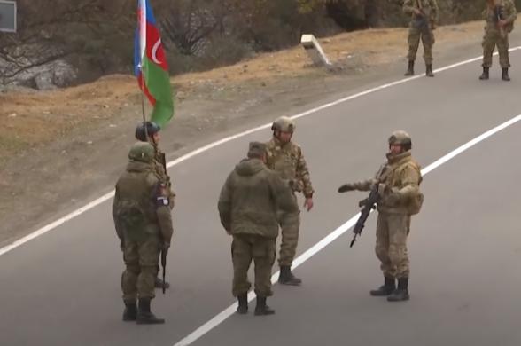 Տեսանյութ.Ինչպես է ՌԴ ՊՆ-ն Քարվաճառի շրջանն Ադրբեջանին հանձնում