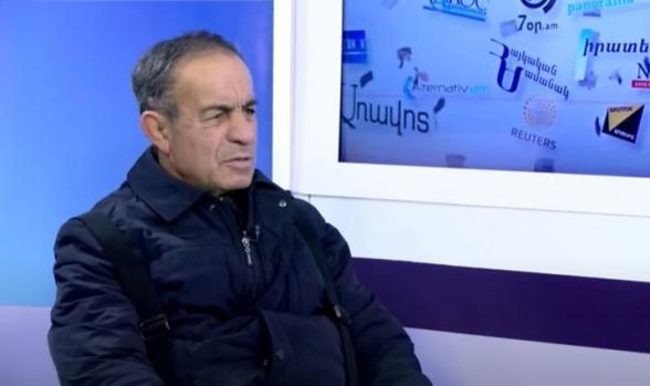 Никол Пашинян совершил преступление, он был занят самоуправством – Ким Балаян (видео)