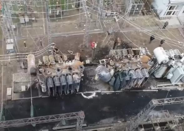 Российские миротворцы восстановили энергоснабжение Степанакерта