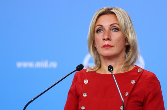 РФ находится в контакте с Турцией по вопросу карабахского урегулирования – Мария Захарова