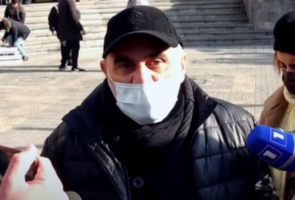 Միքայել Պողոսյանի մեղայականը (տեսանյութ)