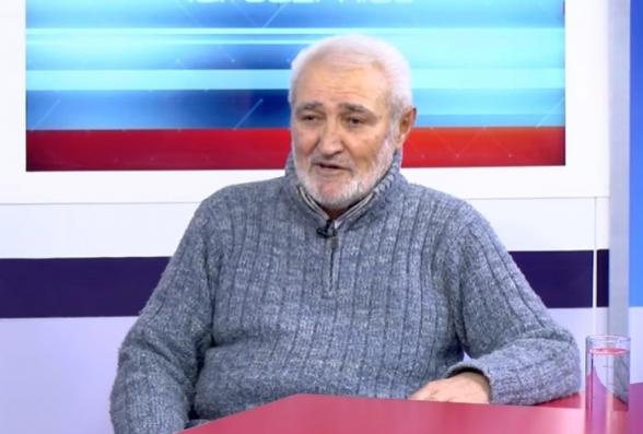 Размик Давоян: «Народ, опомнись, наш единственный союзник – Россия» (видео)