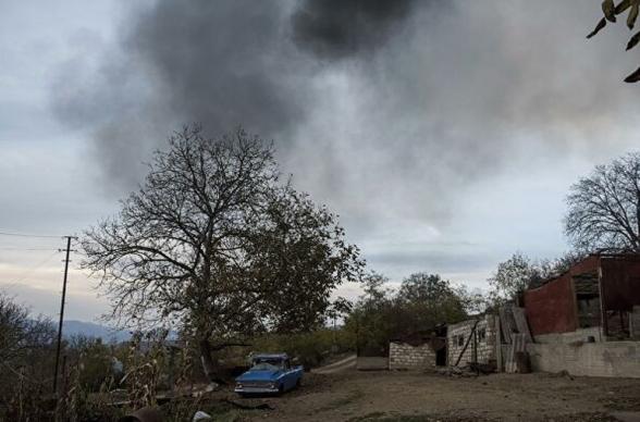 Ադրբեջանական զորքերը մտան Լեռնային Ղարաբաղի Լաչինի շրջան