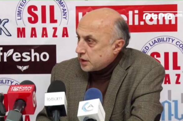Проигравший в войне незамедлительно подает в отставку: Пашинян – политический труп, и должен уйти как можно скорее – Тигран Экекян (видео)