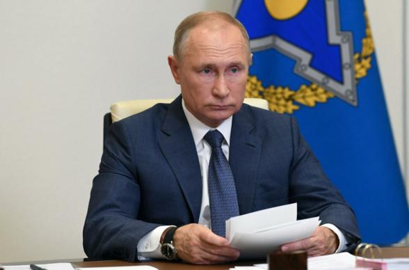 Путин: «Хорошими намерениями цветных революций вымощена дорога в ад»