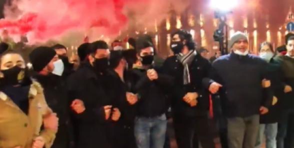 3 декабря в 18:00 в Ереване пройдут акции неповиновения с требованием отставки Никола Пашиняна