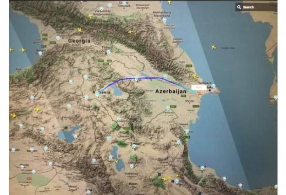 Երևան-Բաքու թռիչքի տեղեկության հետքերով (տեսանյութ)