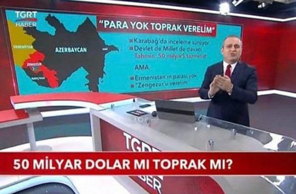 Տեսանյութ.«Փարա յոխ, Զանգեզուրը կտաք»․ Ադրբեջանին «հասցված 50 միլիարդ դոլարի» դիմաց թուրքերը Զանգեզուրն են ուզում