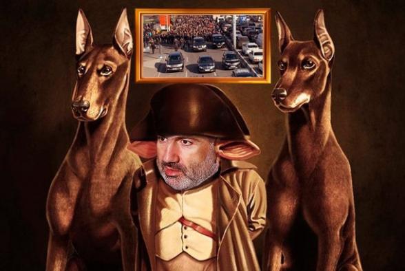 «Նիկո՛լ, վարչապե՛տ» ձախողված օպերացիան և Հայաստանի ազատագրումը Նիկոլից