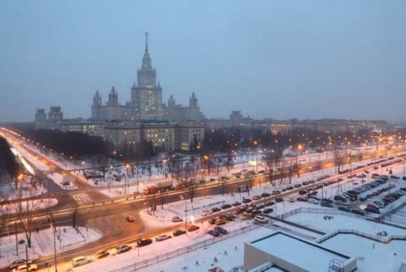 На следующей неделе в Москве ожидаются аномальные холода