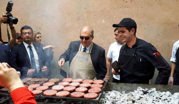 Արմեն Սարգսյանն արդեն թաղել է ՀՀ-ն և սորոսածռական բառերով խոսում է «4-րդ Հանրապետությունից»