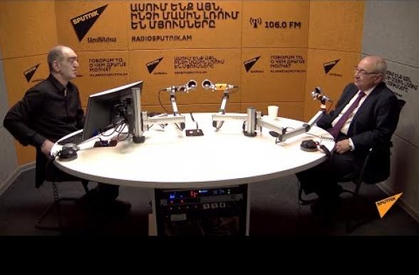 ՀՀ-ն Մոսկվայում խայտառակ պարտություն կրեց և չի էլ կարող չկրել, եթե վարչապետը Փաշինյանն է. Վազգեն Մանուկյան (տեսանյութ)