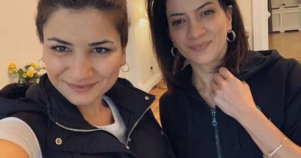 Աննա Հակոբյանը դուստրերի հետ Մոսկվայի «Պուշկին» ռեստորանում տոնում է Հին Նոր տարին. Mediaport (տեսանյութ)