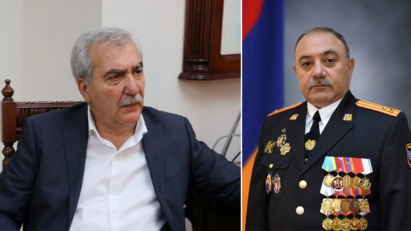 Акцию против Вазгена Манукяна в Гюмри организовали Андраник Кочарян и Ашот Закарян – «Past.am»