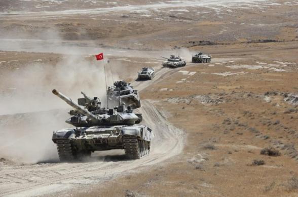 Турция и Азербайджан проведут с 1 по 12 февраля масштабные военные учения в Карсе