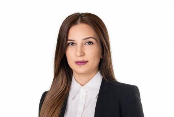 Анна Григорян, принеся присягу, приняла депутатские полномочия: она покинула «Мой шаг»