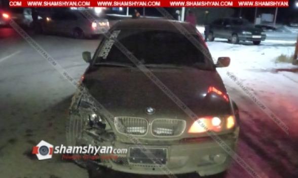 Գեղարքունիքի մարզում բախվել են 27-ամյա վարորդի BMW ու 25-ամյա վարորդի Mercedes մակնիշի ավտոմեքենաները․ կա վիրավոր