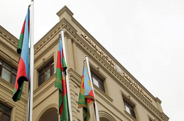В Баку назвали число военных, погибших в ходе эскалации в Карабахе