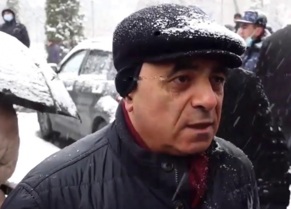 Заказчиками судебного процесса против Роберта Кочаряна являются Турция и Азербайджан – Ерванд Бозоян (видео)