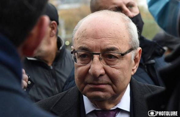 Вазген Манукян находится в Ереване: сообщения о визите в Сюник и акциях – дезинформация