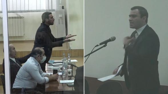 «Что это за сварливость?»: инцидент в ходе заседания по делу Кочаряна (видео)