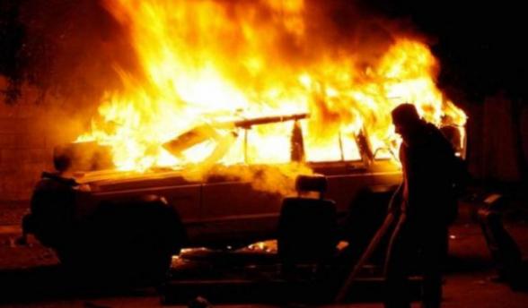 Իջևանի Երևանյան փողոցում գտնվող գազալցակայանում այրվել է «ՎԱԶ-2107» մակնիշի ավտոմեքենա