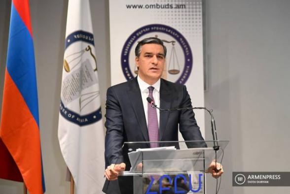 Процесс уточнения армяно-азербайджанской границы нужно остановить или пересмотреть – омбудсмен