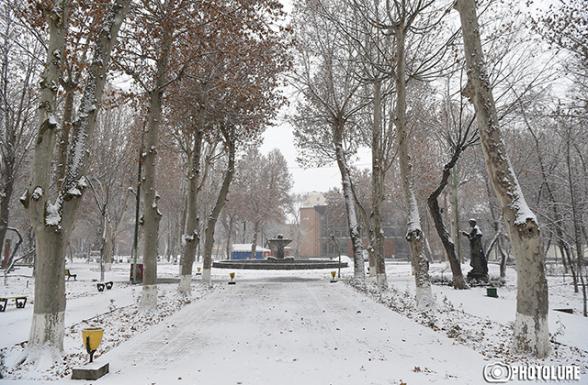 Օդի ջերմաստիճանը հունվարի 22-ին՝ գիշերը կնվազի 7-10, ցերեկը՝ 2-3 աստիճանով
