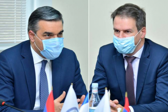 Հայաստանում Ֆրանսիայի դեսպանի հետ հանդիպմանը ՄԻՊ-ը ներկայացրել է գերիների վերադարձի հարցը