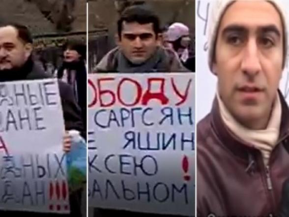Нынешние власти позабыли о Навальном ради благополучного будущего – «Politik.am» (видео)