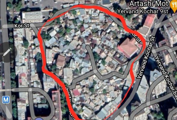Երևանի սրտում գտնվող այս հատվածում մինչև 1988 թվականը բնակչության 99,9% թուրքեր էին (լուսանկար)