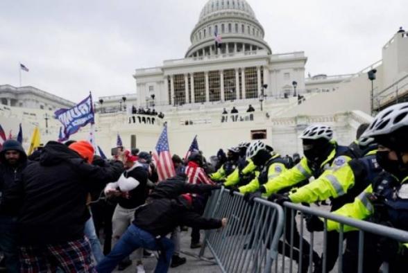 ԱՄՆ-ում 120-ից ավելի մարդու մեղադրել են հունվարի 6-ին անկարգությունների կազմակերպման մեջ. CNN