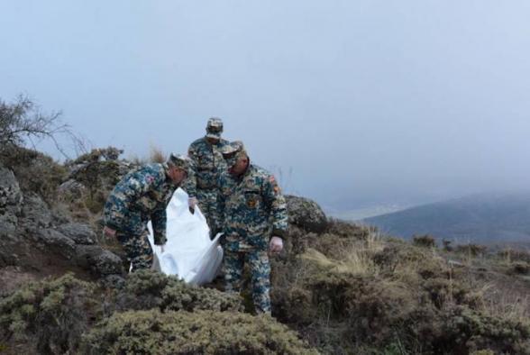 Обнаружены 2 тела: одно на территории Варанды, второе в селе Туми – ГСЧС Арцаха