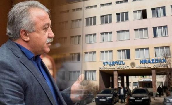 Իմքայլական պատգամավոր Սասուն Միքայելյանը փորձում է իր մտերիմին դարձնել Հրազդանի ԲԿ-ի տնօրեն