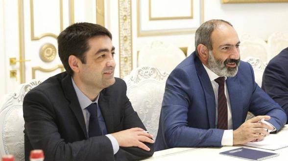Пашинян создает «мини-МИД», которым будет руководить «соросовец» Арсен Харатян – «Mediaport»
