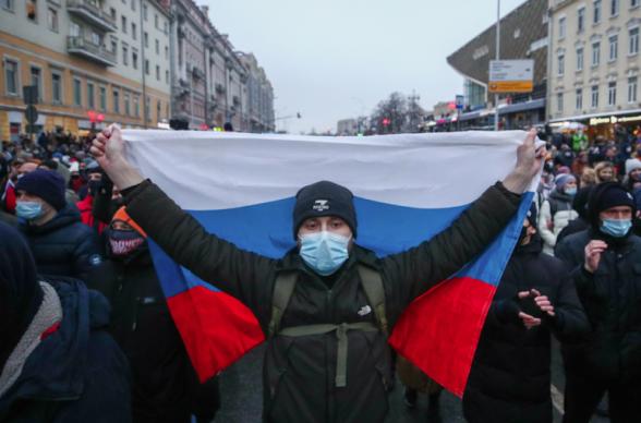 Послу США заявили протест из-за поддержки незаконных акций в России