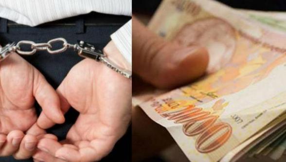 Քաղաքացուց կաշառք պահանջած տղամարդը փողը ստանալուց հետո բռնվել է․ ոստիկանության բացահայտումը (տեսանյութ)