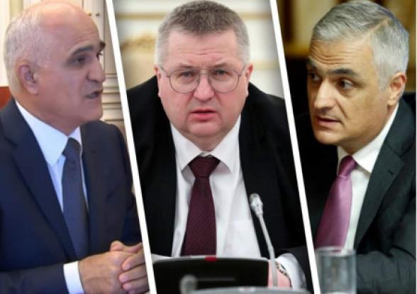 Մոսկվայում վաղը կհանդիպեն Հայաստանի, Ադրբեջանի և Ռուսաստանի փոխվարչապետները