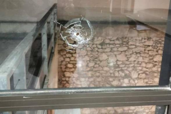 Неизвестные обстреляли армянский центр культуры в Марселе