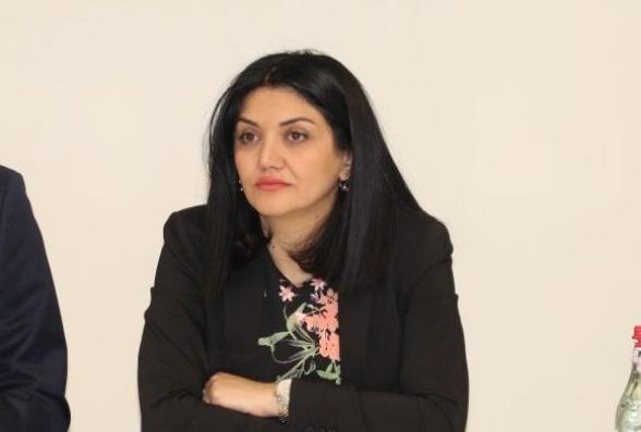 Լենա Նանուշյանը նշանակվել է Առողջապահության նախարարի առաջին տեղակալ