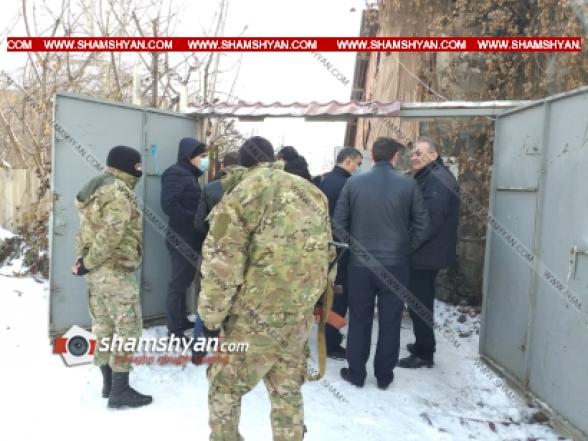 Երևանում հետախուզման մեջ գտնվող քաղաքացին երեխայի էր պատանդ վերցրել