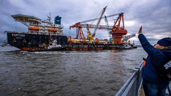 США поставили ФРГ условия для снятия санкций с «Северного потока – 2»