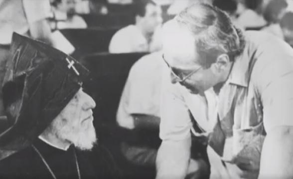 Встреча Вазгена Манукяна с Вазгеном I в 1971 году и операция по тайному перемещению армянских хачкаров из Советского Азербайджана