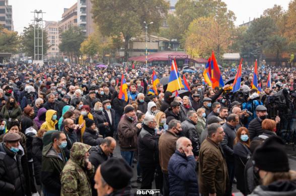 Армения на грани краха: 20-го февраля состоится митинг на площади Свободы (видео)